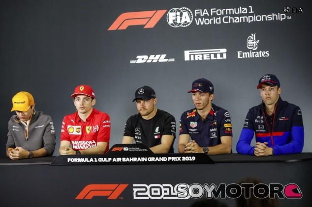 GP de Baréin F1 2019: Rueda de prensa del jueves – SoyMotor.com