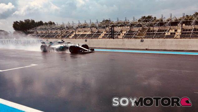 Valtteri Bottas en Paul Ricard – SoyMotor.com