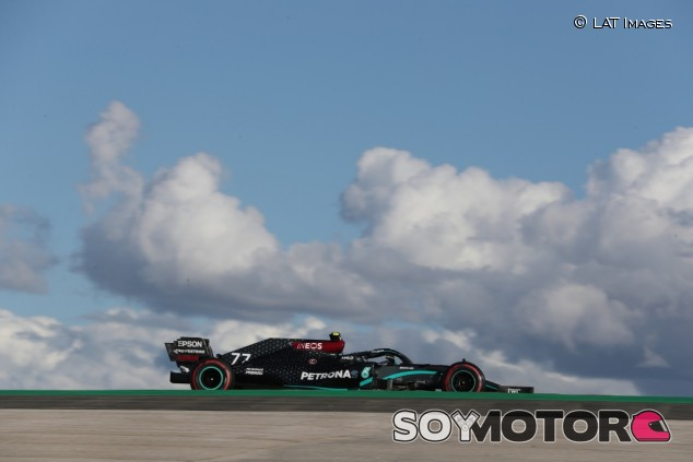 Mercedes en el GP de Portugal F1 2020: Viernes - SoyMotor.com