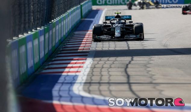 GP de Rusia F1 2020: Carrera Minuto a Minuto - SoyMotor.com