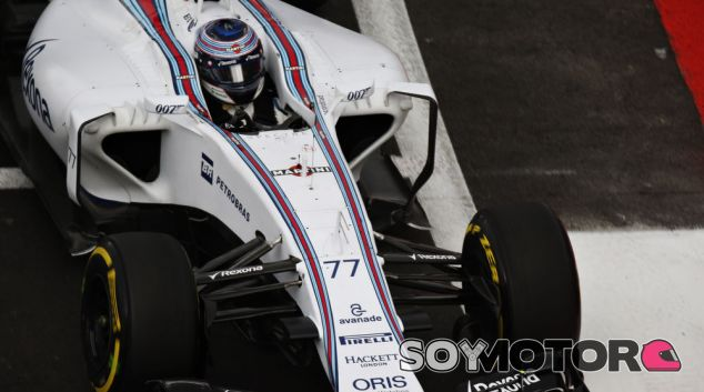 "Bottas: ""Esperamos mejorar en 2016"" - SoyMotor"
