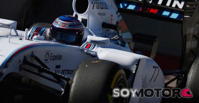 Williams en el GP de Estados Unidos F1 2014: Sábado