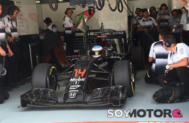 Alonso, con muchas ganas de probar los nuevos coches - SoyMotor