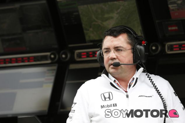 Boullier no quiere perder los pocos patrocinadores que tiene McLaren - LaF1