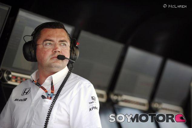 Eric Boullier en Baréin - LaF1
