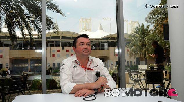 """Boullier: """"Si nos rendimos, esto fracasa"""" - SoyMotor.com"""