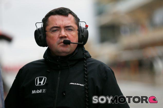 Boullier no augura un buen futuro para McLaren-Honda - LaF1