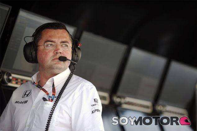 Eric Boullier reestructuró  McLaren con la intención de volver a la cima del deporte - LaF1