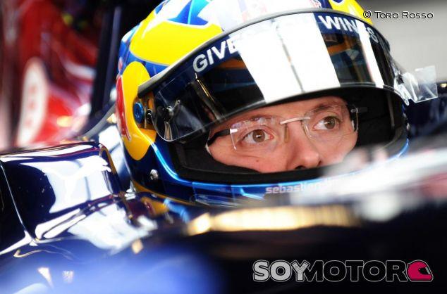 Sebastien Bourdais en Toro Rosso - LaF1.es