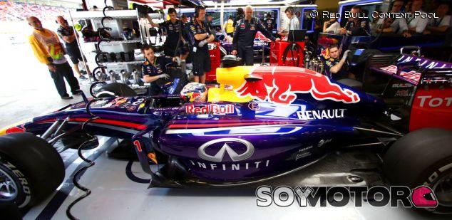 "Rob Smedley: ""El Red Bull es muy, muy impresionante"""