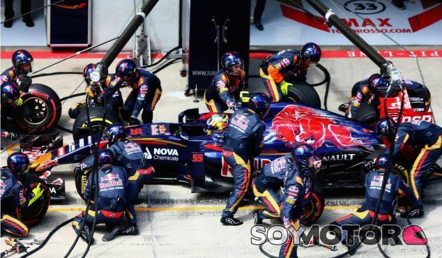 Toro Rosso contrata a más personal - LaF1