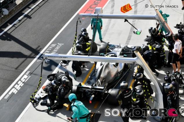 Pirelli anticipa una estrategia a una parada en Spa-Francorchamps –SoyMotor.com