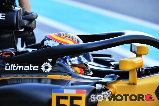 Las pegatinas de BP en el coche de Renault de 2017, con Halo incluido – SoyMotor.com