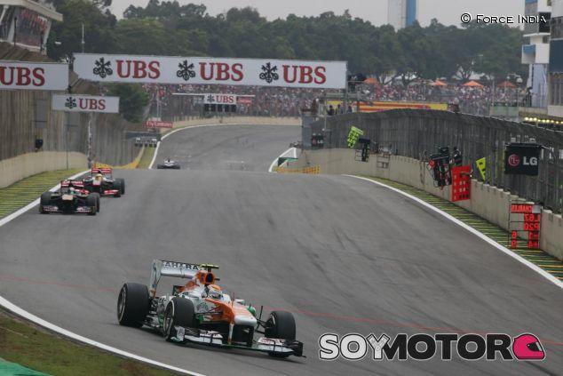 Brasil 2013, la última carrera de la antigua era de motores. ¿Volverán los V8? - LaF1