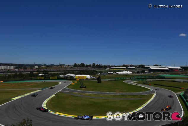 Carrera del GP de Brasil F1 2017 - SoyMotor.com