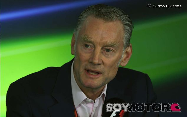 Sean Bratches quiere crear una F1 con sello propio - SoyMotor.com