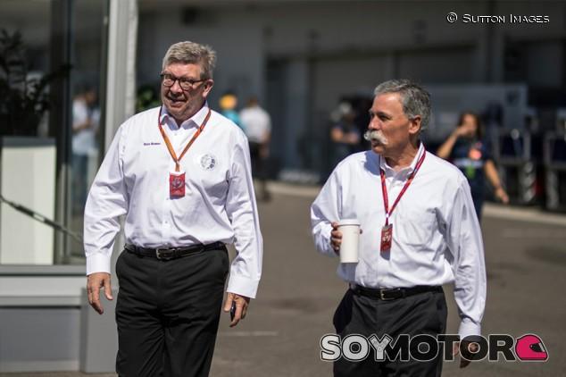 La F1 mantendrá la acción en pista los viernes, pero con cambios - SoyMotor.com