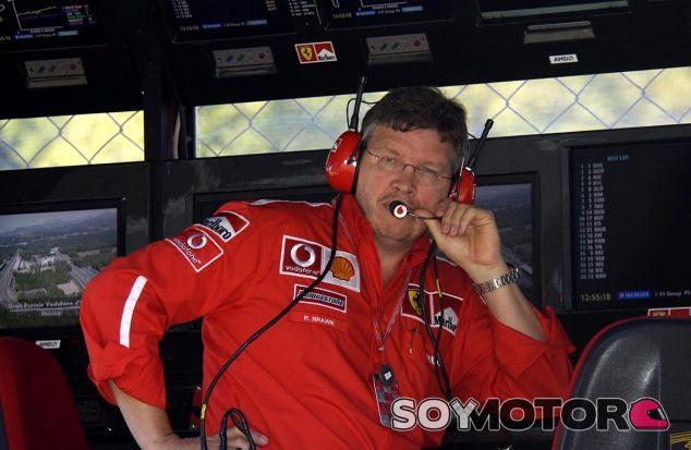 Ross Brawn en una imagen de archivo - LaF1