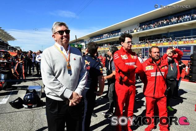 """Brawn: """"Ferrari no necesita una revolución"""" - SoyMotor.com"""