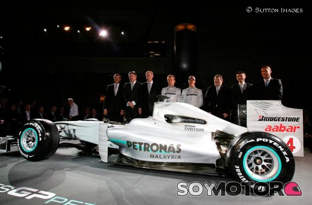 Daimler pagó 155 millones de euros por Brawn GP - SoyMotor.com