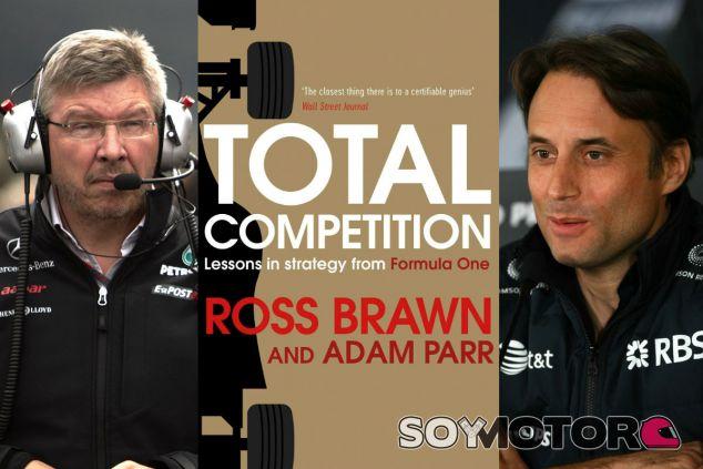 Ross Brawn y Adam Parr, autores de un nuevo libro sobre Fórmula 1 - LaF1