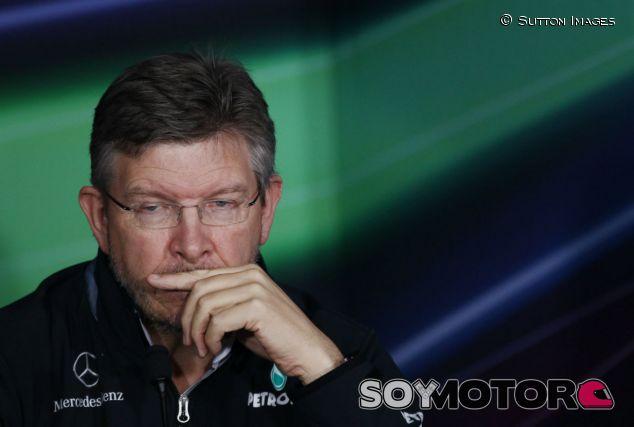 """Brawn: """"Tendremos un grupo de expertos para gestionar la F1"""" - SoyMotor"""