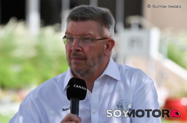 Ross Brown es el director deportivo de la F1 - SoyMotor.com