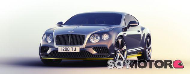 Bentley Continental GT Speed Breitling Jet Team Series -SoyMotor