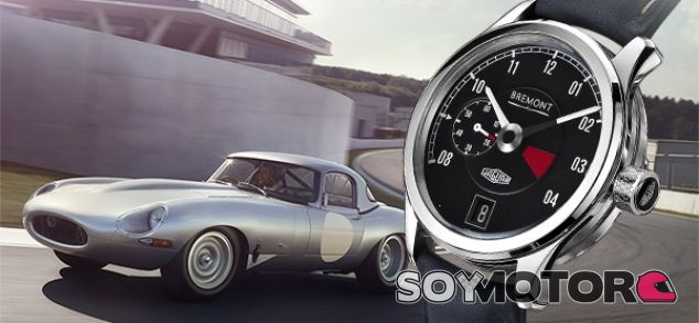 Reloj Jaguar Bremont -SoyMotor
