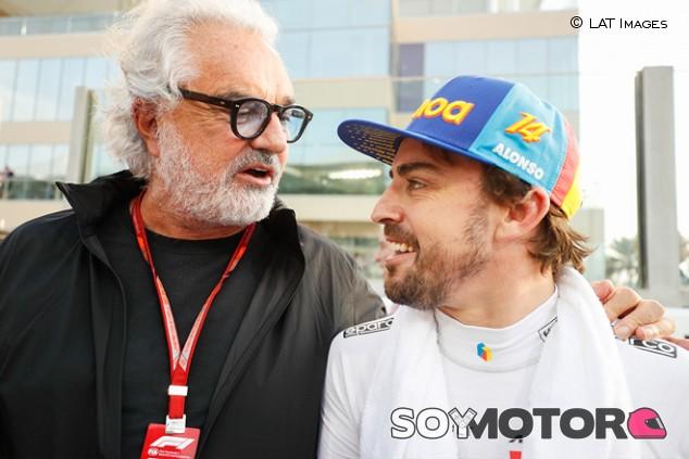"""Briatore: """"Alonso se ha desintoxicado y está listo para volver"""" - SoyMotor.com"""