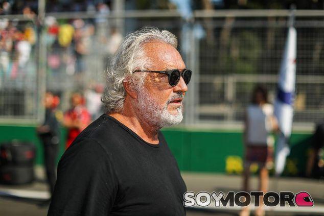 Flavio Briatore en una imagen de archivo - SoyMotor