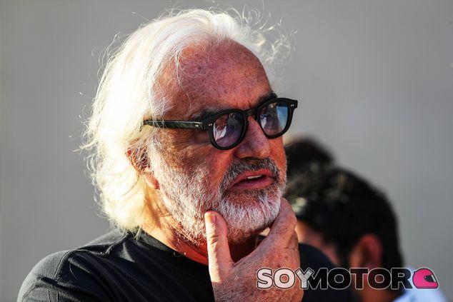 Flavio Briatore en Bakú - SoyMotor.com