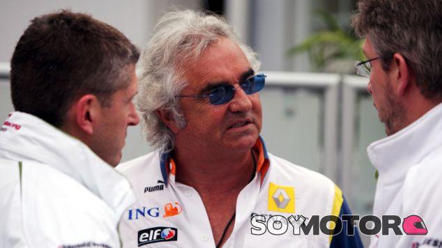 Briatore se niega a volver a la F1 como consejero de Brawn - SoyMotor.com