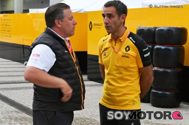 "Renault: ""Queríamos compartir más con McLaren, pero no les interesó"" - SoyMotor.com"