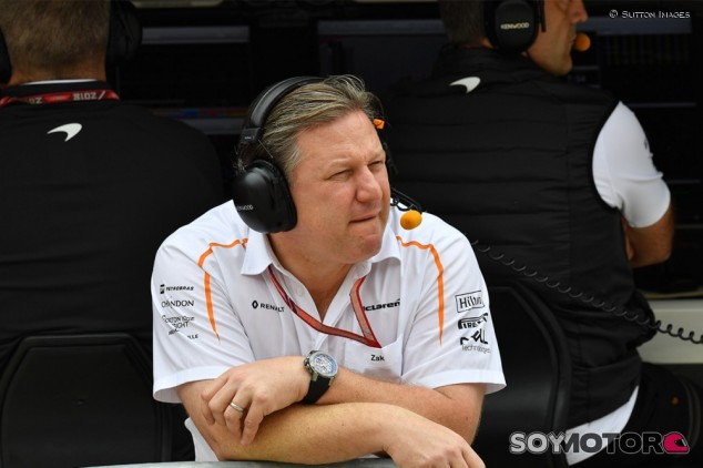 McLaren espera luchar en la parte delantera en 2021 - SoyMotor.com
