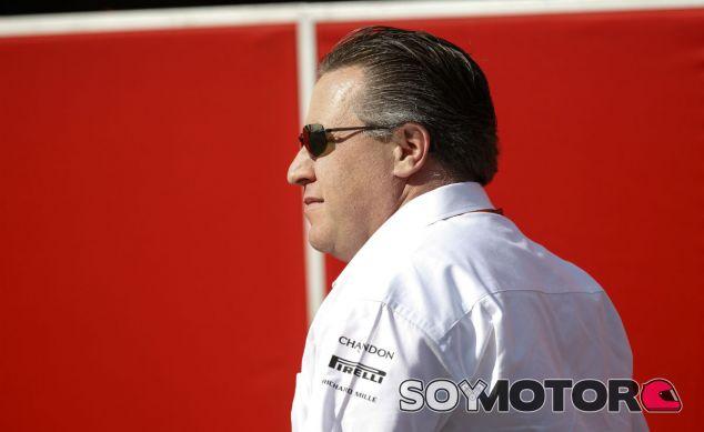 Zak Brown asegura que McLaren sigue comprometido con Honda - SoyMotor