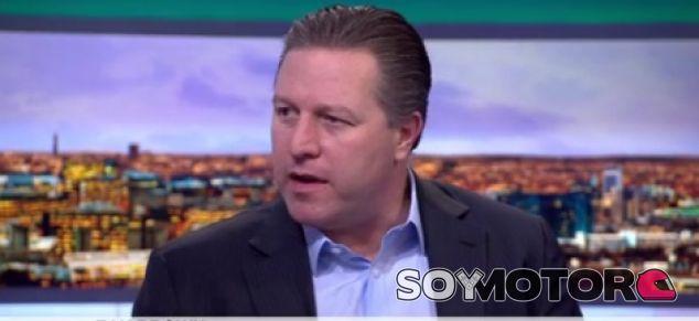 """Brown: """"Los coches se han convertido demasiado en héroes"""" - SoyMotor.com"""