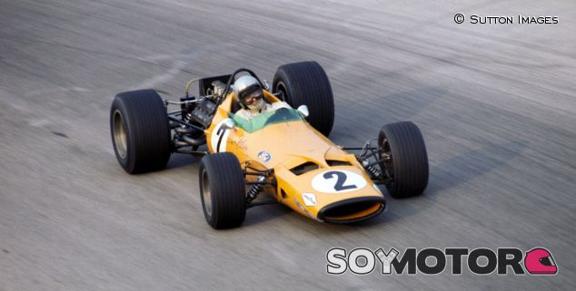 La película sobre Bruce McLaren ya tiene cartel - SoyMotor.com
