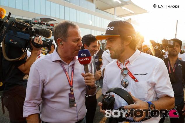 Brundle ya predijo el regreso de Alonso a Renault en 2019 - SoyMotor.com