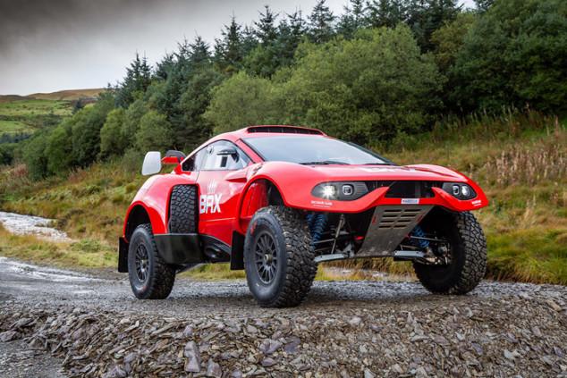 Los BRX Hunter T1+ de Prodrive, con biocombustible al Dakar - SoyMotor.com