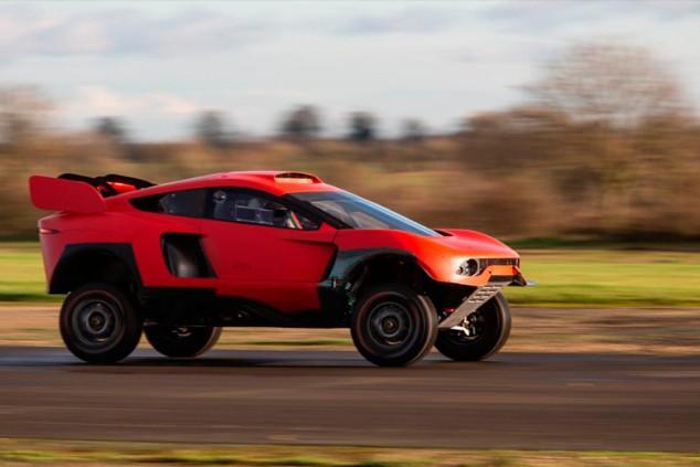 Así es el BRX T1 definitivo del Dakar de Roma y Loeb - SoyMotor.com