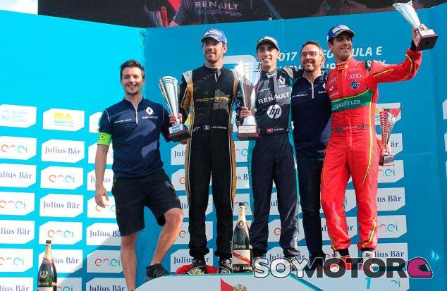 Buemi gana por primera vez el Buenos Aires ePrix de Fórmula E - SoyMotor.com