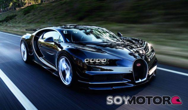 El Bugatti Chiron impresiona y sus 1.500 caballos todavía lo hacen más - SoyMotor