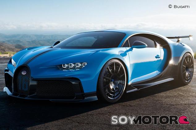 Bugatti Chiron Pur Sport - SoyMotor.com