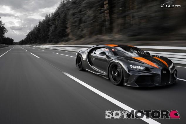 Un Chiron con algunas modificaciones ha batido la marca de 490 kilómetros/hora - SoyMotor.com