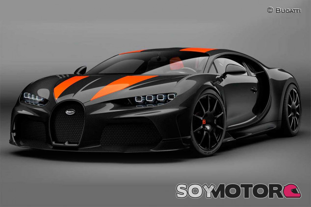 Bugatti Chiron Super Sport 300+ 2021 - SoyMotor.com