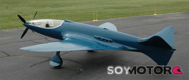 Bugatti 100P - SoyMotor