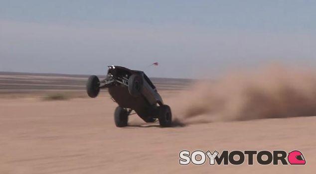 buggy 1600 caballos desierto -SoyMotor