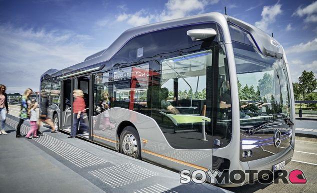 Mercedes-Benz Future Bus -SoyMotor