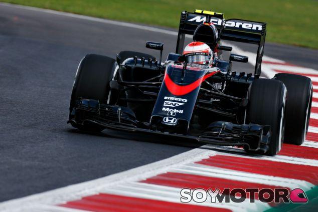 Button no sale en la clasificación del GP de México - LaF1